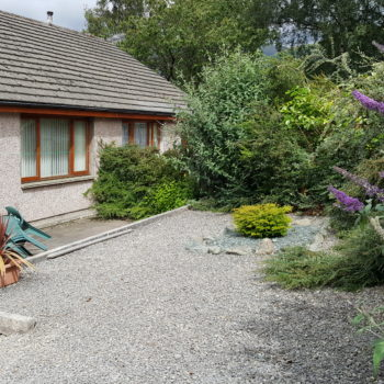 Grisedale Close dog friendly garden