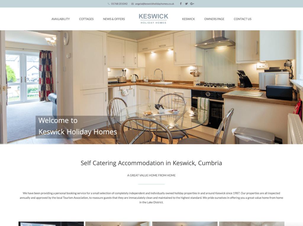 Keswick Holiday Homes accommodation