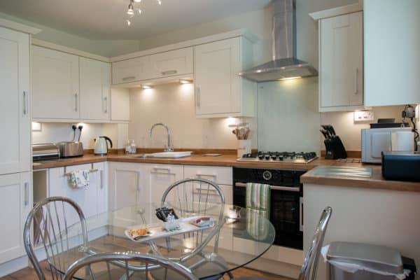 Lilac Cottage Kitchen