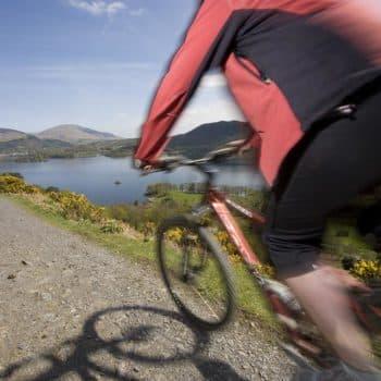 Cycling Keswick