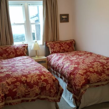 Twin Bedroom Latrigg View