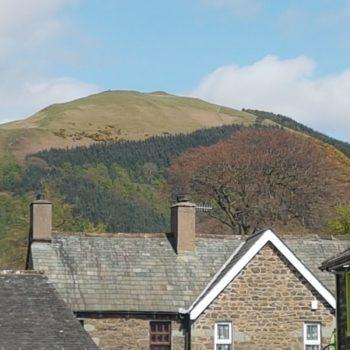 View from Latrigg View, Keswick, Lake District