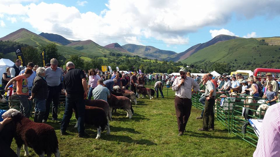 Keswick Agricultural Show August