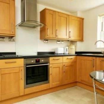 Riverside 5 Elm Court Kitchen keswick