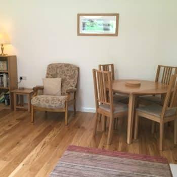 Riverside View Lounge Keswick Holiday Homes