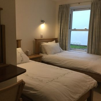 RIverside View Twin room keswick