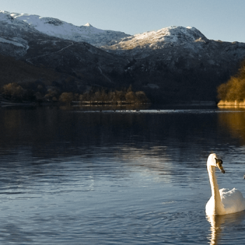 Ullswater in Winter