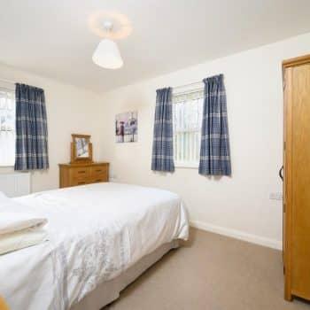 Derwent Cottage Double Bedroom