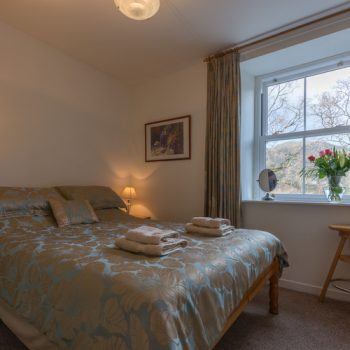 5 Greta Side Double bedroom Skiddaw View Keswick
