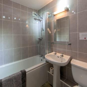 Howrahs Court Keswick Bathroom