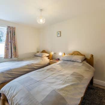 Howrahs Court Keswick Twin Bedroom