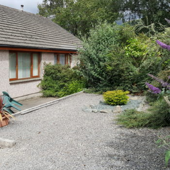 Grizedale Close dog friendly garden