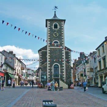 Keswick Thriving market town