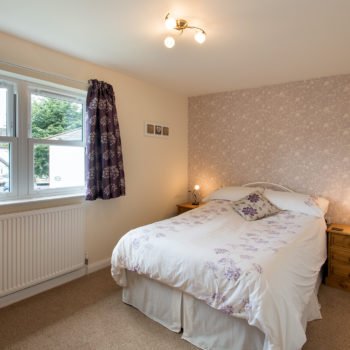 Lilac Cottage Double Bedroom