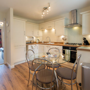 Lilac Cottage kitchen Kitchen Diner