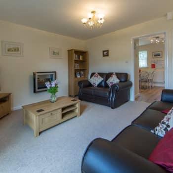 Lilac Cottage Lounge