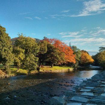 Autumn in Keswick, Lake District