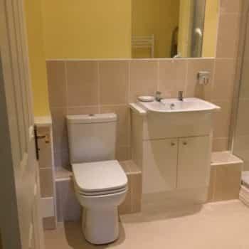 Latrigg View Bathroom