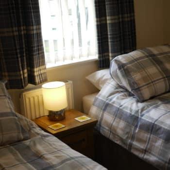 Derwent Cottage Twin Room