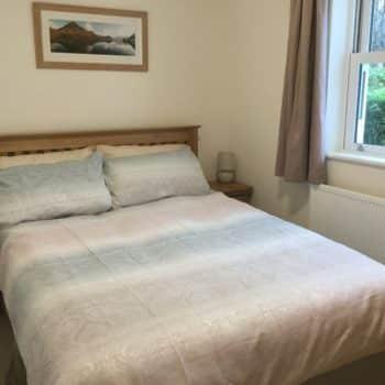 Riverside View keswick double room