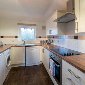 Felltops, 6 Lonsdale House Keswick kitchen