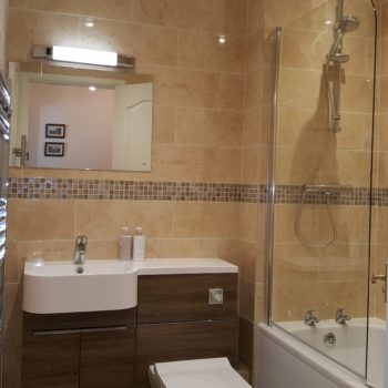 Lilac Cottage Bathroom