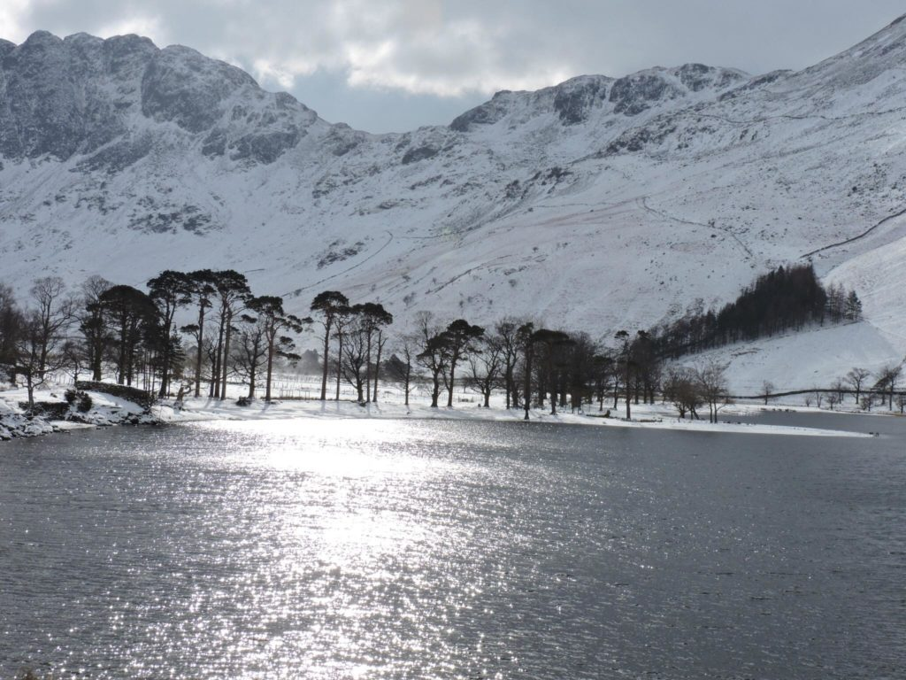 Winter at Buttermere