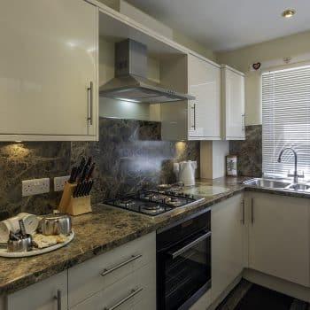 13 Greta Grove House Kitchen, keswick