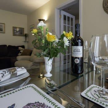 13 Greta Grove House table