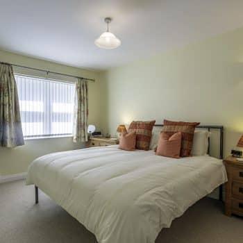 13 Greta Grove House, Keswick double bedroom