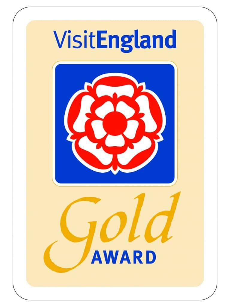 Visit England 4* Gold Award