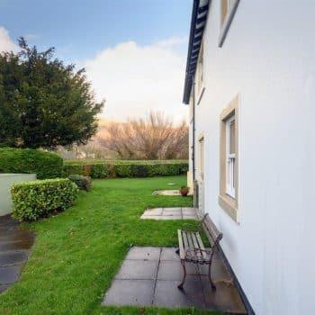 Derwent Cottage keswick communal garden space