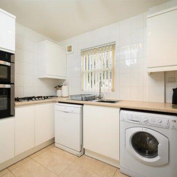 Derwent Cottage Kitchen