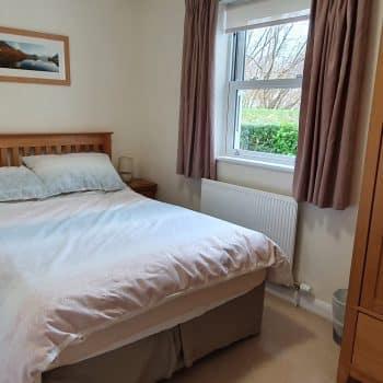 RIverside View Double Bedroom