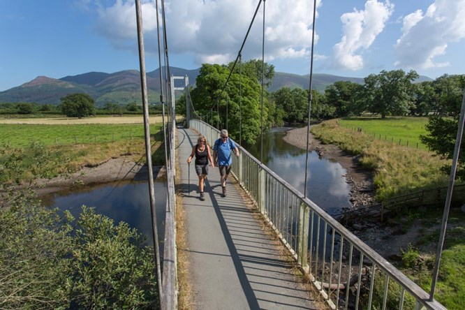 Portinscale Bridge