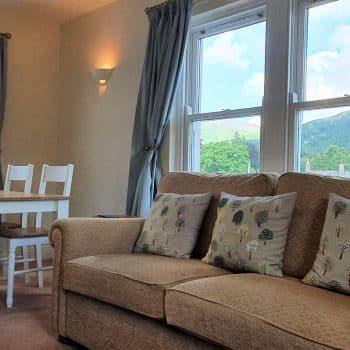 Skiddaw 20 Greta Grove House Master Lounge View