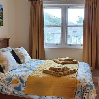 Skiddaw 20 Greta Grove House master bedroom