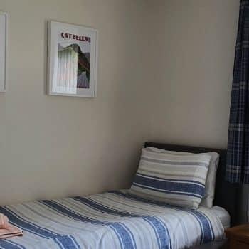 Derwent Cottage Keswick Twin bedroom