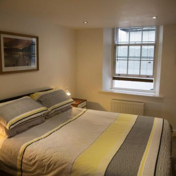 Chaucers Retreat Keswick bedroom