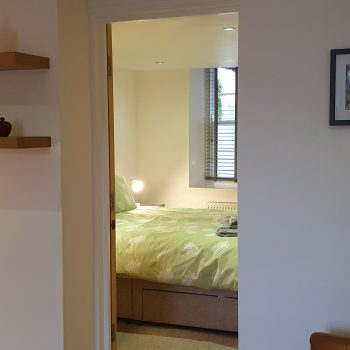 Chaucers Retreat bedroom